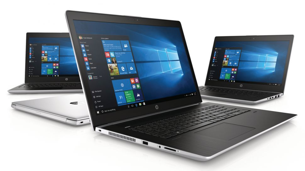 HP ProBook 400 G5 con Coffee Lake