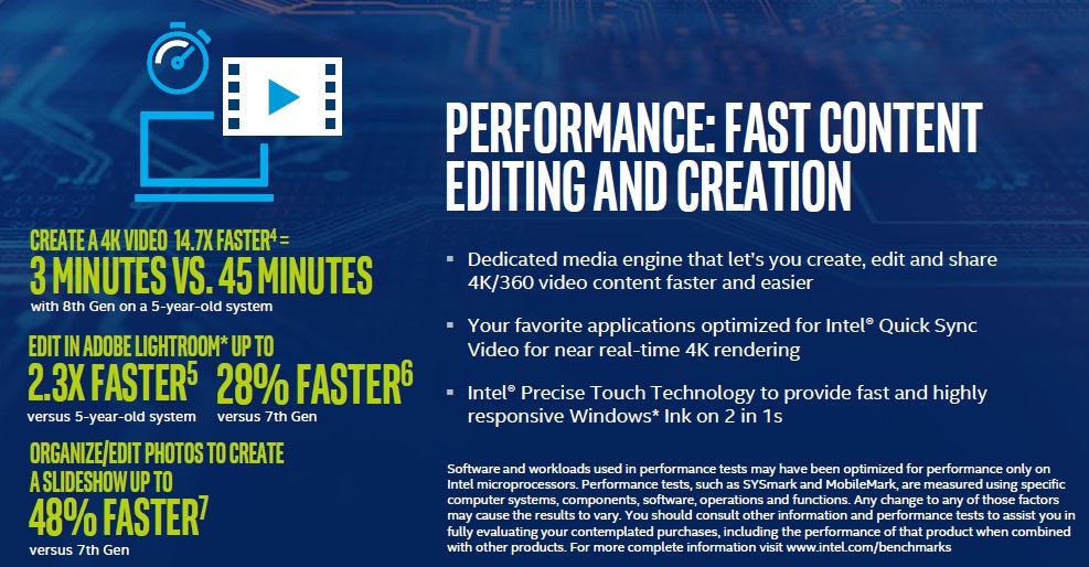 Intel Coffee Lake anunciados oficialmente