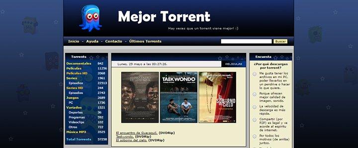 Photo of MejorTorrent se ha caído ¿qué ha pasado?