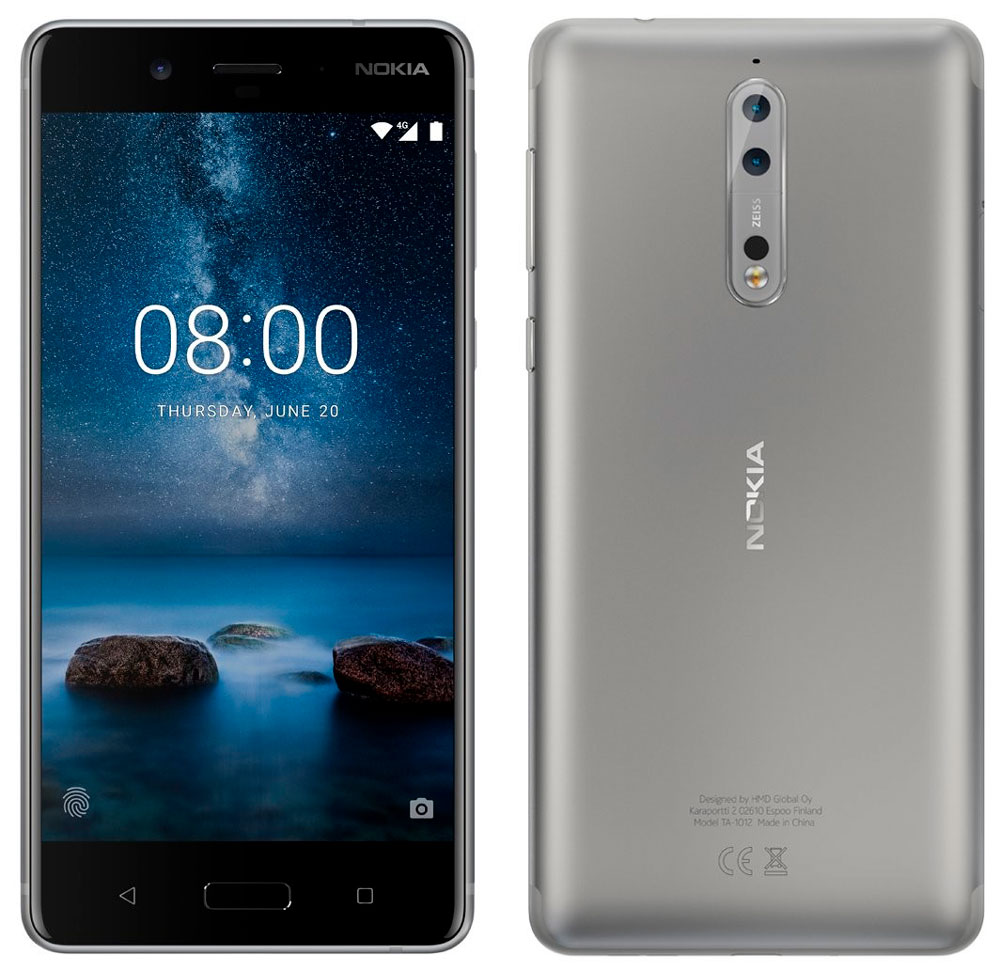 Photo of El Nokia 8 ya es oficial. ¡Conoce sus características!