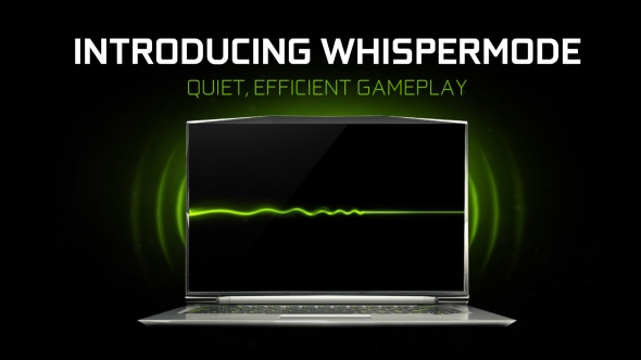 Nvidia WhisperMode