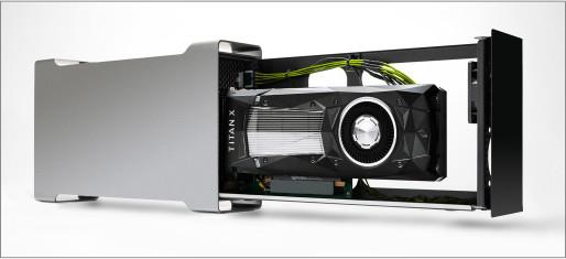 Nvidia apuesta por las tarjetas gráficas externas
