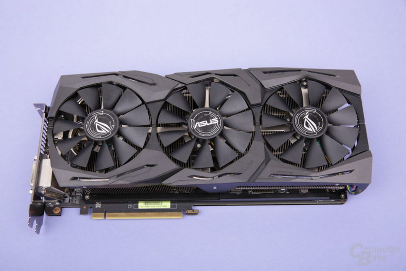 ROG STRIX Radeon RX Vega 64