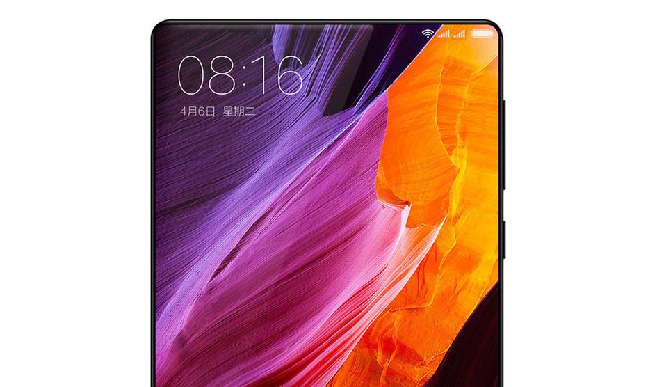 Xiaomi Mi Mix 2 está a punto de llegar