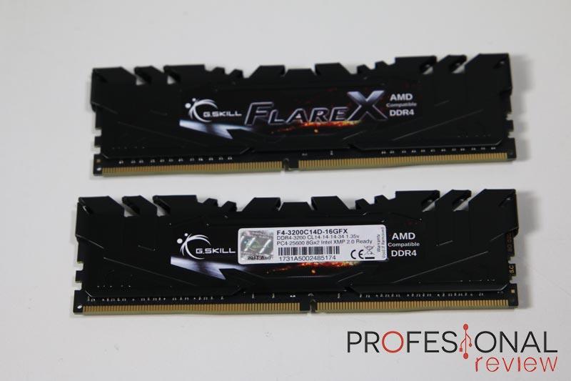 G.Skill FlareX DDR4
