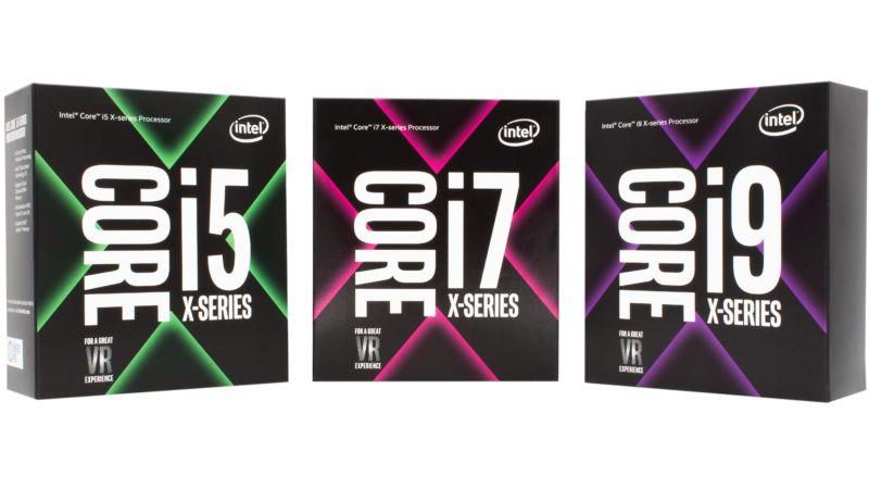 Serie Intel Core X