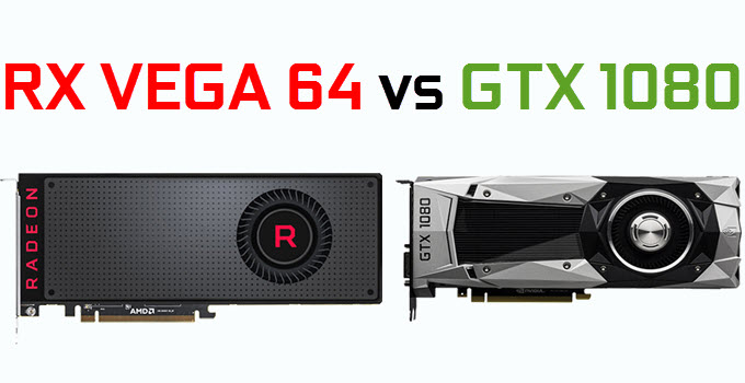 Photo of RX VEGA 64 vs GTX 1080 – RX VEGA 56 vs GTX 1070