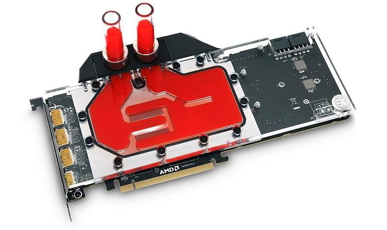 EK mejora la eficiencia energética de Radeon RX Vega