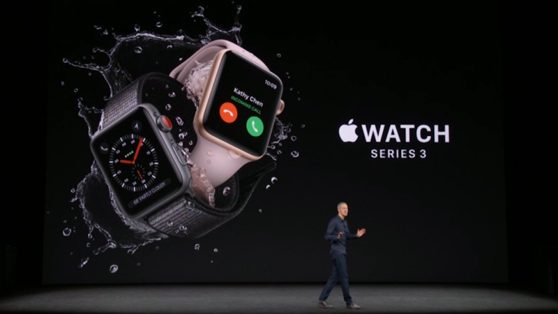 Photo of Apple Watch Series 3: El reloj de Apple más independiente