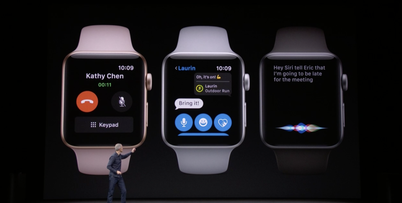 Photo of El Apple Watch Series 4 no tendrá botones físicos