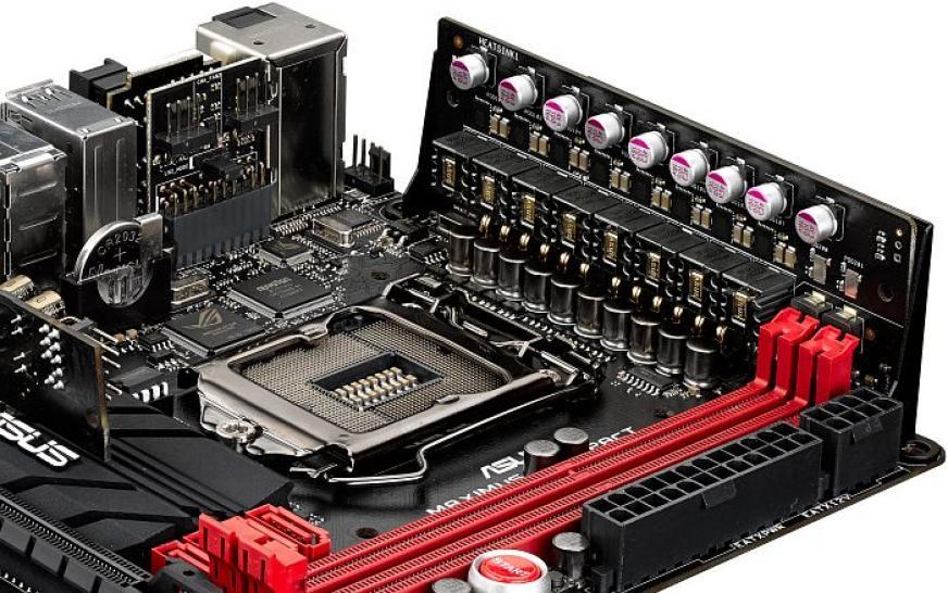 AsusROG Strix X370-I Gaming y ROG Strix B350-I Gaming