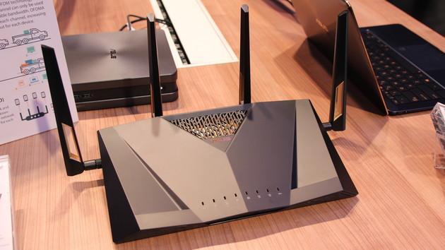 Asus RT-AX88U es el primero con WiFi 802.11ax