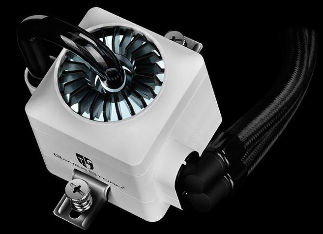 DeepCool White Captain 360 EX RGB