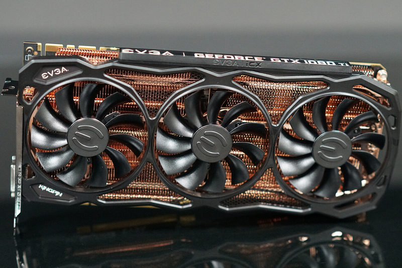 EVGAGeForce GTX 1080 Ti