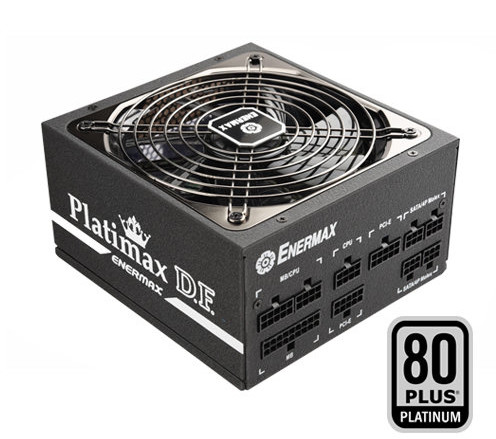 EnermaxPlatimax D.F es la fuente de 1200W más compacta
