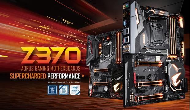 GigabyteAorus Z370, todas sus características