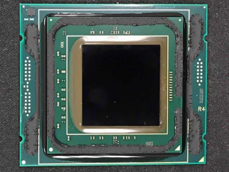 Intel Skylake-X no vienen soldados