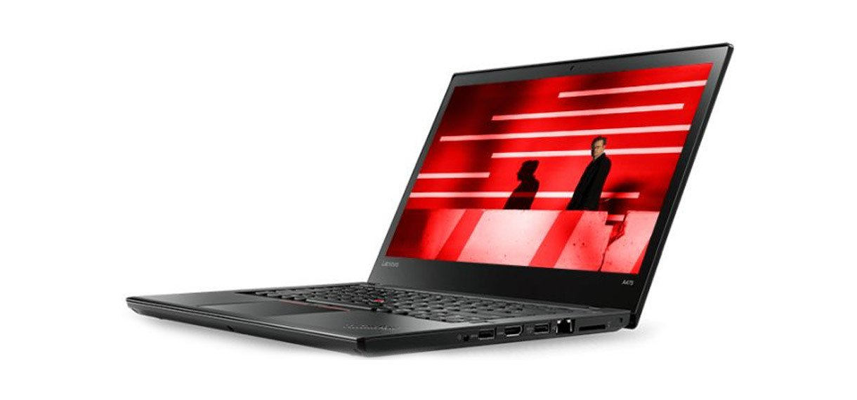 Photo of Lenovo ThinkPad A275 y A475 usa la APU Pro A12-9800B de AMD