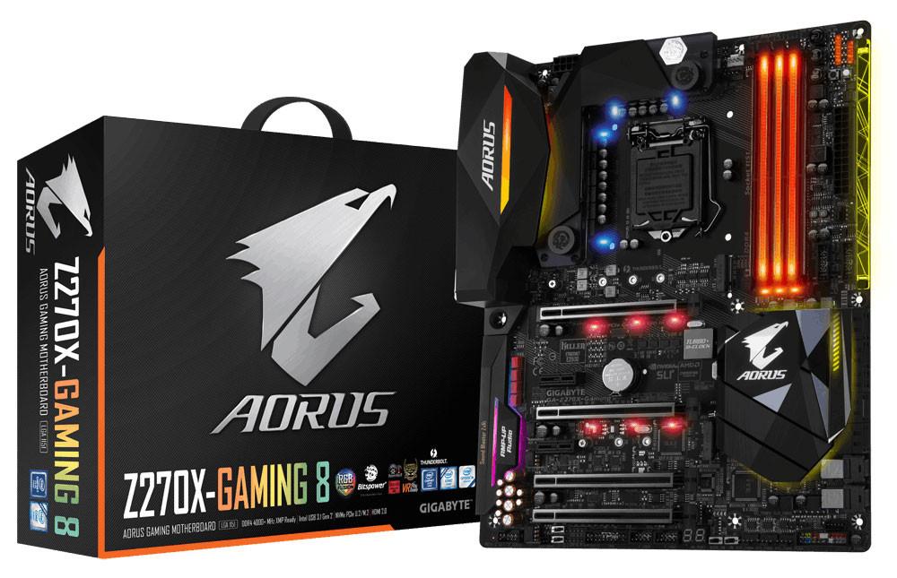 Aorus Z270X Gaming 8