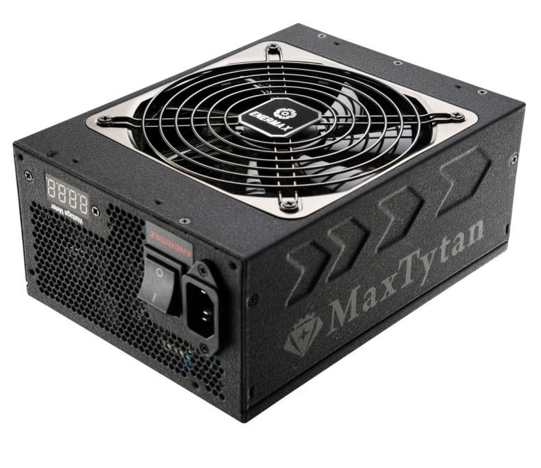 Nuevas fuentes de alimentaciónEnermaxMaxTytan