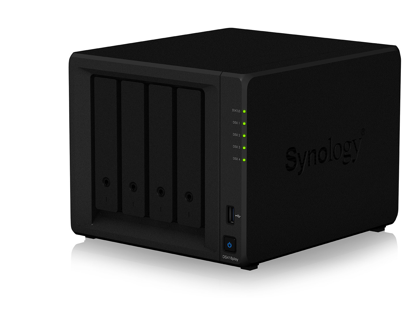 Nuevo Synology DiskStation DS418play