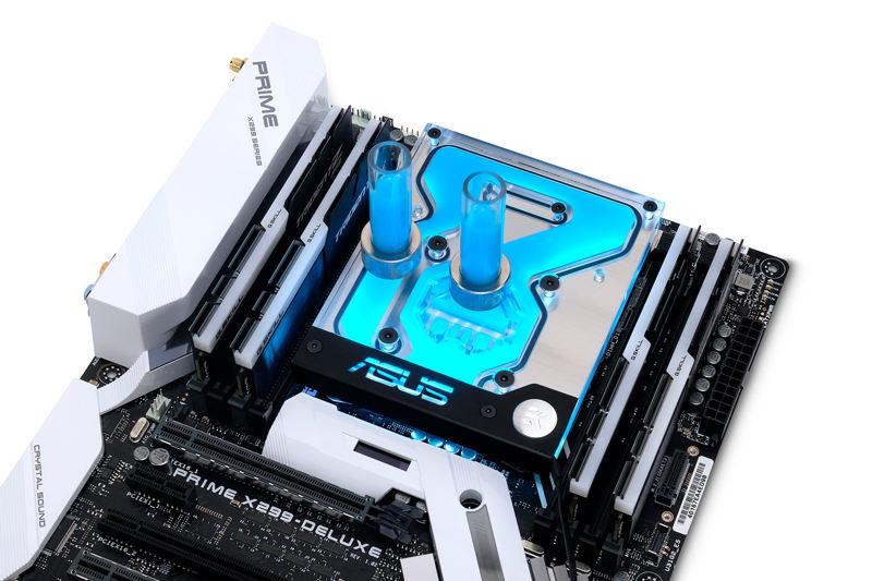 Photo of EK lanza un nuevo monobloque para las placas base Asus X299