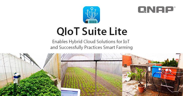 Photo of QIoT Suite Lite de QNAP habilita soluciones híbridas en la nube para IoT y practica con éxito la agricultura inteligente en Taiwán