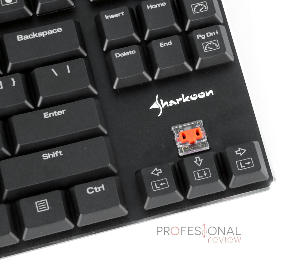 Sharkoon Purewriter TKL Review