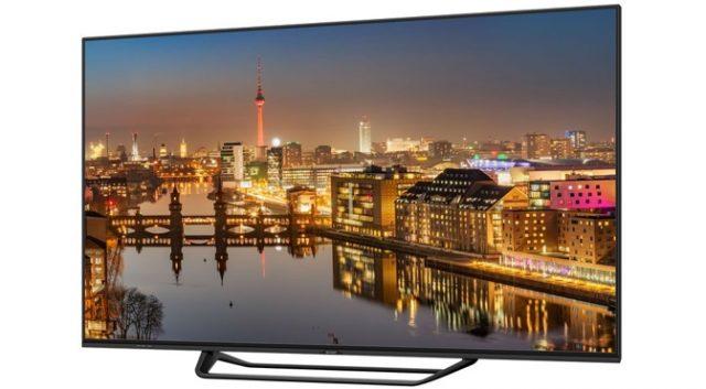 SharpLC-70X500 es el primer televisor 8K
