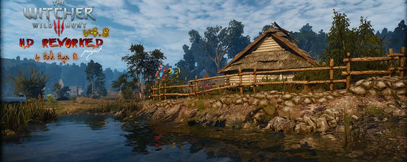 The Witcher 3 HD Reworked Project ya disponible en versión 4.8