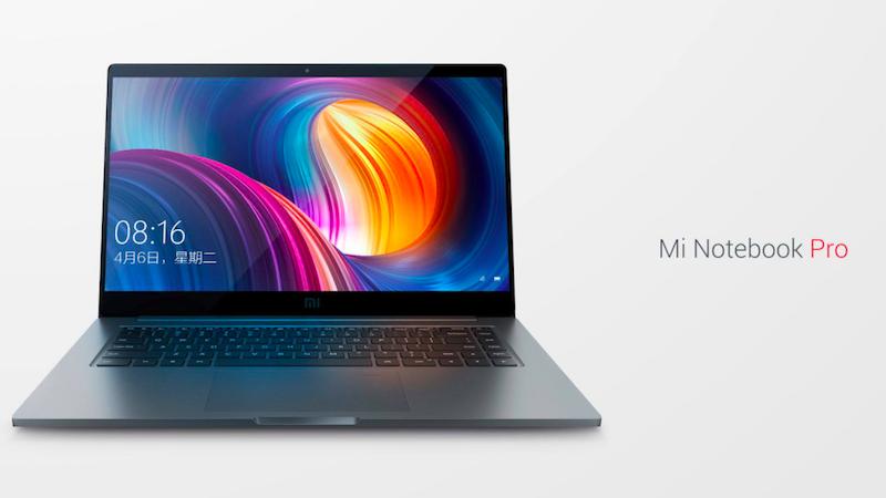 Xiaomi Mi Notebook Pro ahora mejor que nunca
