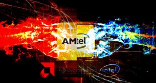AMD Ryzen Intel