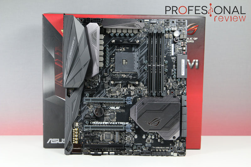 Photo of Asus Crosshair VI Extreme Review en Español (Análisis completo)