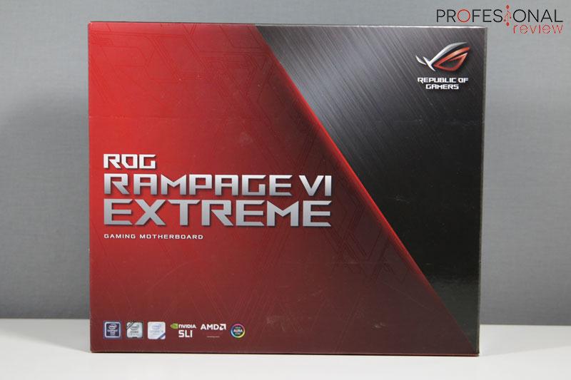 Asus Rampage VI Extreme