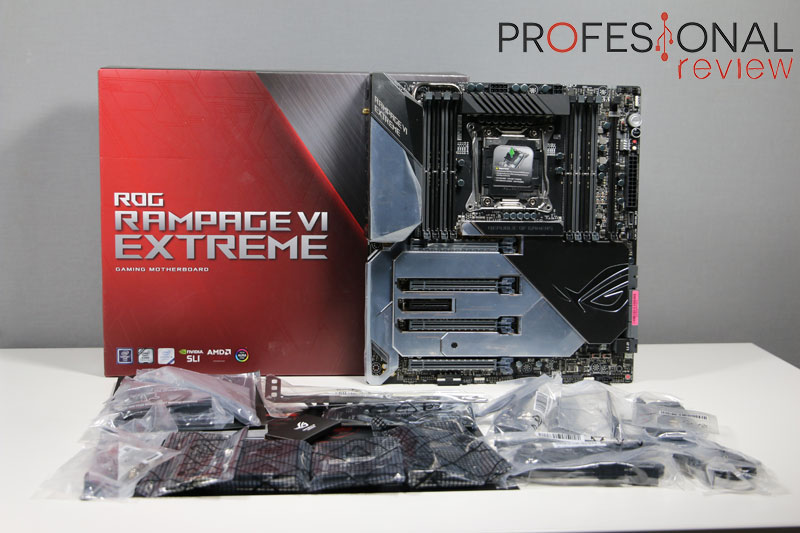 Asus Rampage VI Extreme review