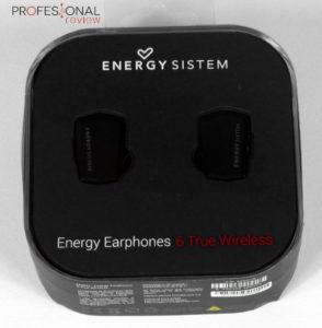 Energy Sistem Energy Earphones 6 True Wireless Review