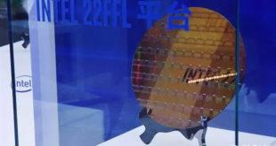Intel inicia la fabricación con su proceso a 10 nm Tri-Gate