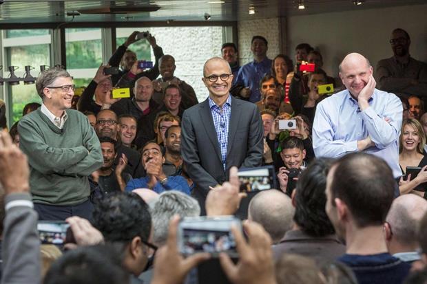 Photo of Nadella estaba en contra de la compra de Nokia por parte de Microsoft