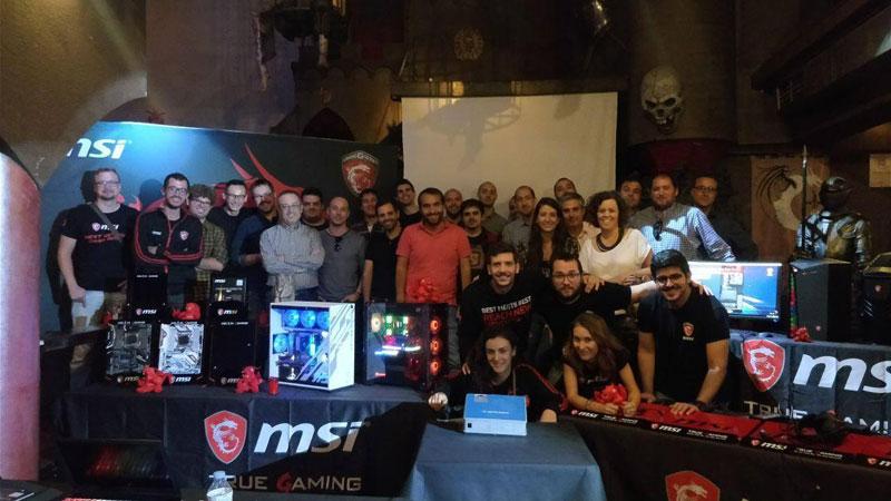 Photo of Presentación de nuevos productos MSI 2017 (Evento)