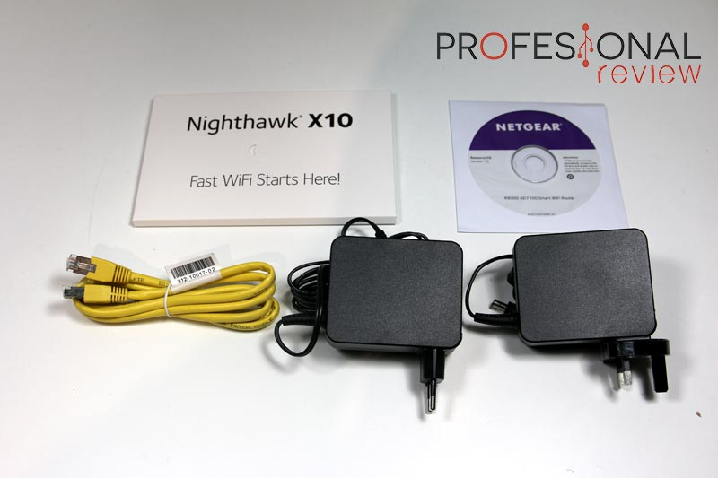 NetGear NightHawk X10