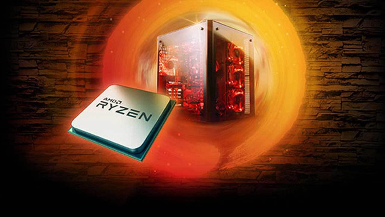 AMD triplica ganancias en 2017