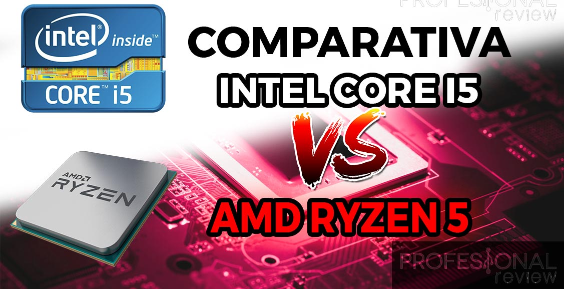 AMD Ryzen 5 Vs Intel Core i5