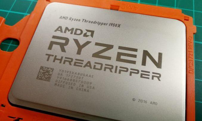 Photo of AMD libera el soporte NVMe RAID para Ryzen Threadripper