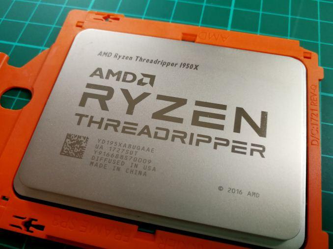 AMD Ryzen Threadripper ya soporta RAID NVMe