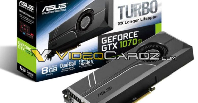 Photo of Estos son el ASUS ROG STRIX GTX 1070 Ti y el modelo TURBO