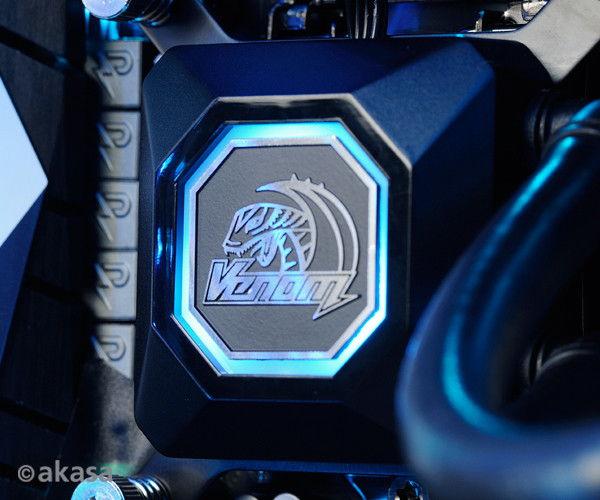 Nuevas líquidas AkasaVenom R10 y Venom R20