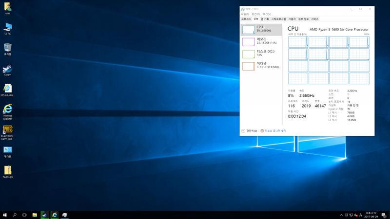 Algunos procesadores Ryzen 5 1600X tienen 8 núcleos activos