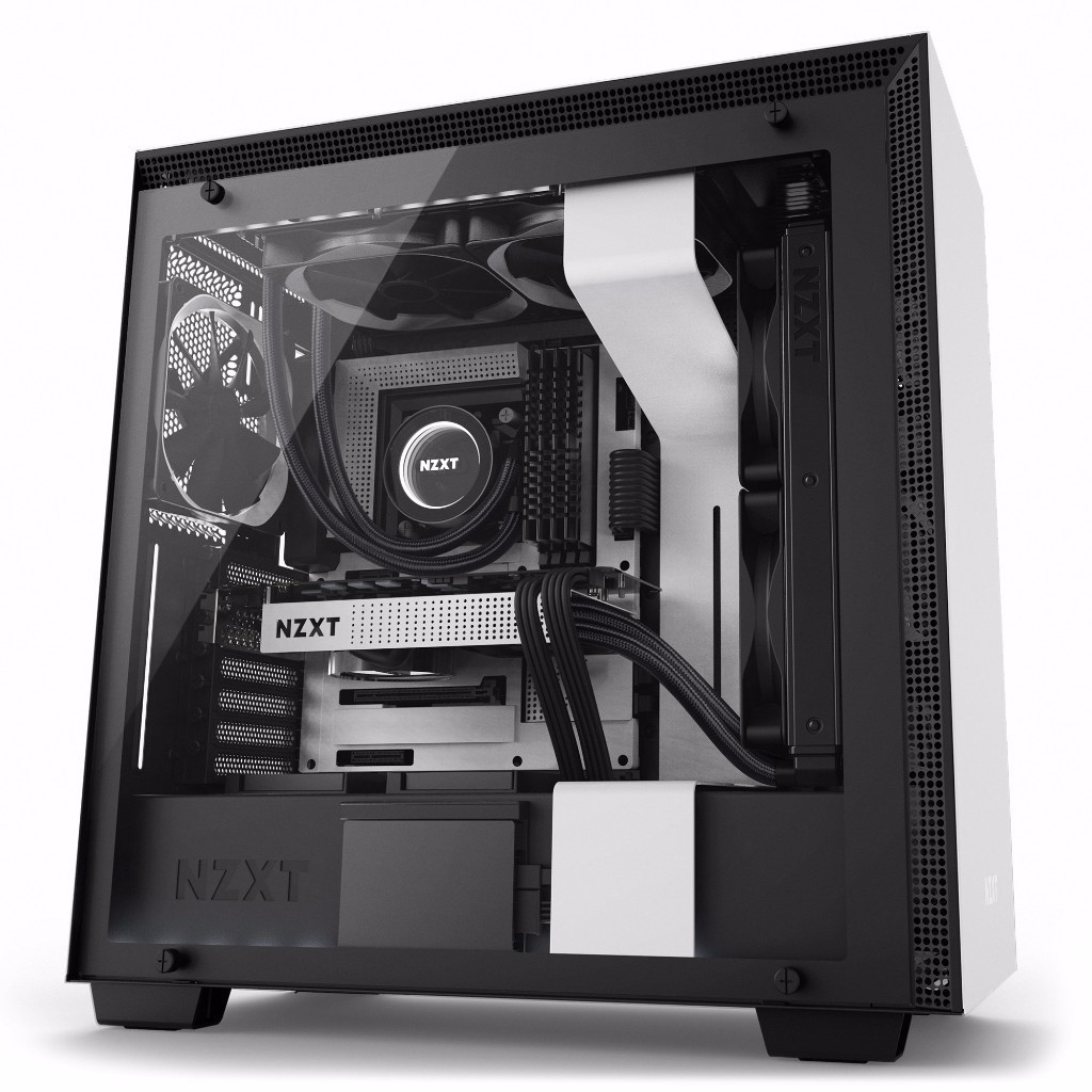 NZXT H700i, NZXT H400i y NZXT H200i