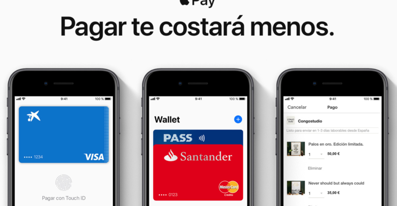Photo of Ya puedes usar Apple Pay con tus tarjetas de CaixaBank e imaginBank