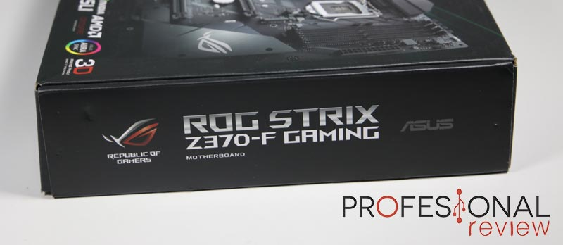 Asus ROG Strix Z370-F Gaming review